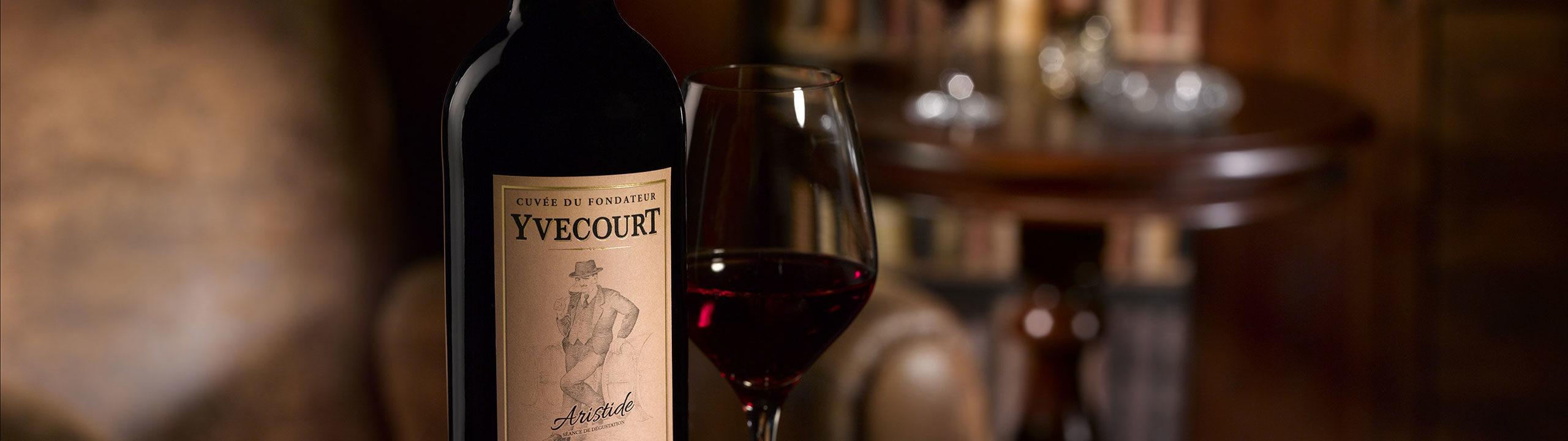 Yvecourt Cuvée du fondateur - Bordeaux